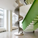 Helix Staircase by Matter Design