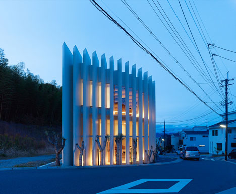 House in Muko by Fujiwara Muro Architects