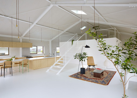 House in Yoro by Airside Design Office