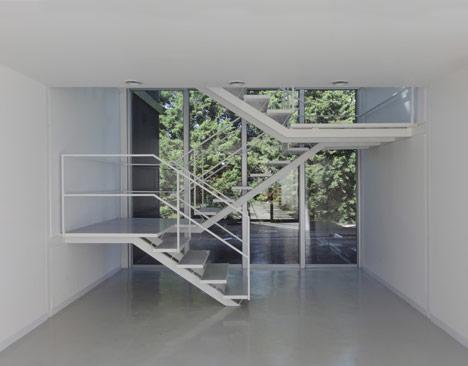 Industrial Pavilion Hydro Aluminium by Adamo Faiden and Silberfaden