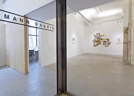 Lehmann Gallery Hong Kong by OMA