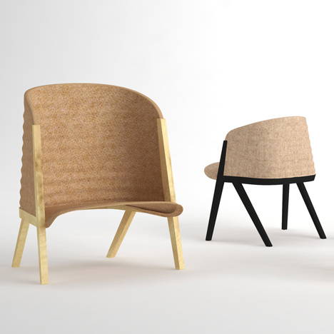 Mafalda by Patricia Urquiola for Moroso
