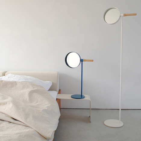Me mirrors by Mathias Hahn for Asplund