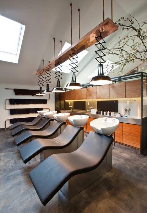 Mogeen salon by dirk van berkel for Miroir original salon