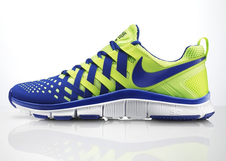 2a8d98f1502ff Nike Free Trainer 5.0 inspired by a Chinese finger trap