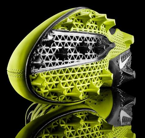 Nike Vapor Laser Talon 3D printed football boots