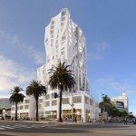 Ocean Avenue Project by Frank Gehry