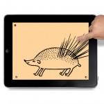 Petting Zoo app by Christoph Niemann