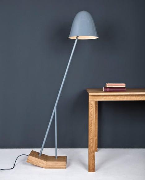 Pilu lamp by Leoni Werle