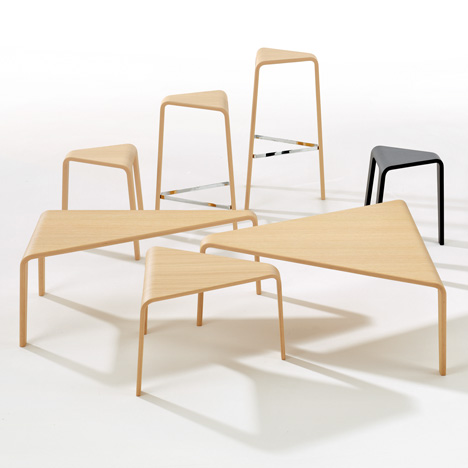 Ply by Lievore Altherr Molina for Arper