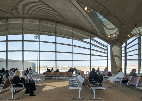 Queen Alia International Airport by Foster + Partners