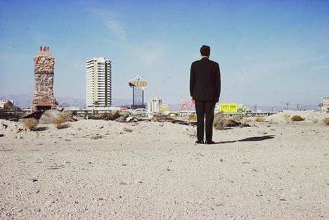 Robert Venturi, photo from Archive of Robert Venturi and Denise Scott Brown