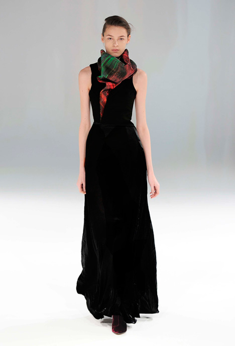 Rise Autumn Winter 2013 collection by Hussein Chalayan