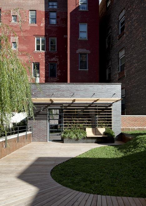 Lichtenstein residence and studio by Caliper Studio