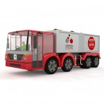 Lorry redesigned to prevent cyclist deaths