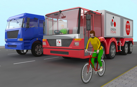 Safer Urban Lorry by London Cycling Campaign