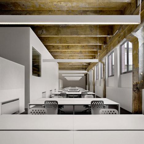 Sempla Offices by DAP Studio