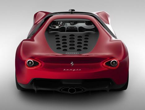 Sergio concept car by Pininfarina
