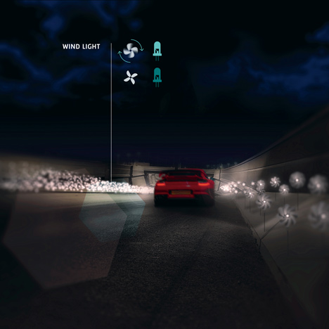 Smart Highways by Studio Roosegaarde