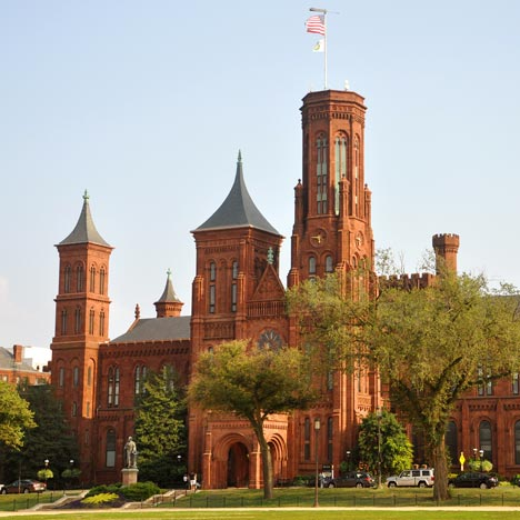 Smithsonian Institution, photograph by Shutterstock