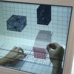 "See-through computer allows users to ""grab"" digital content"