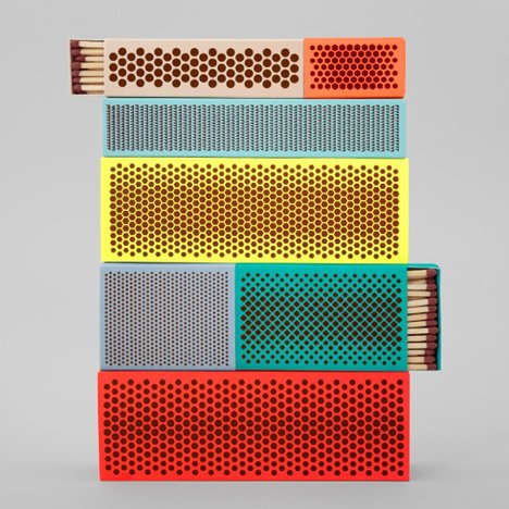 Strike Matchbox by Shane Schneck and Clara von Zweigbergk for Hay