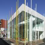 Sugamo Shinkin Bank, Ekoda by Emmanuelle Moureaux