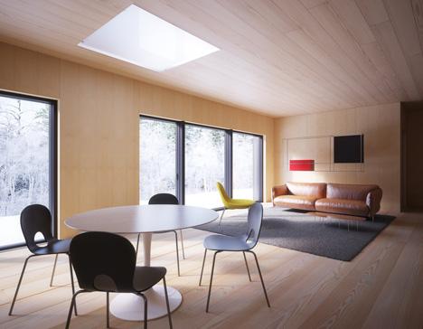 Tind House by Claesson Koivisto Rune