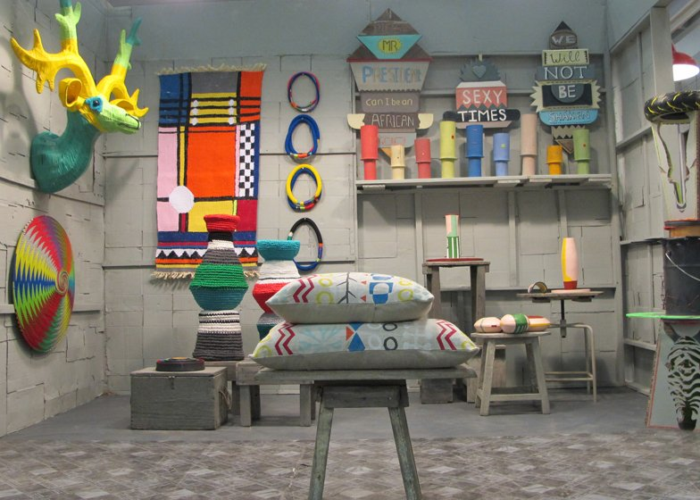Totemism Memphis meets Africa at Design Indaba Expo