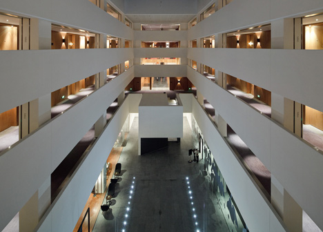 Xi'an Westin Hotel by Neri & Hu