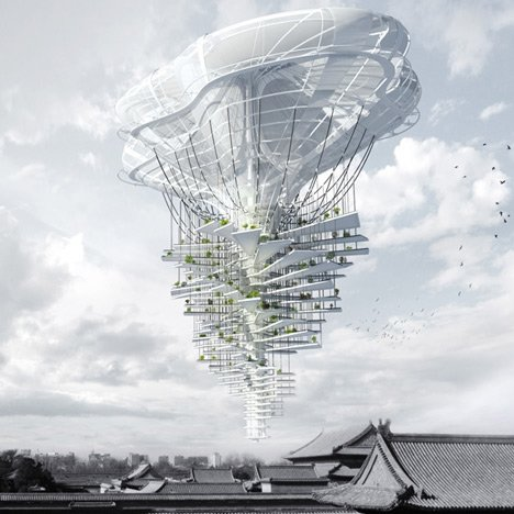 eVolo Skyscraper Competition 2013 winners
