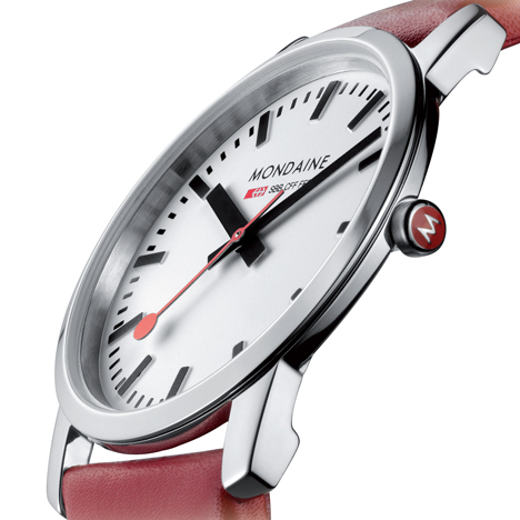 Mondaine Simply Elegant at Dezeen Watch Store
