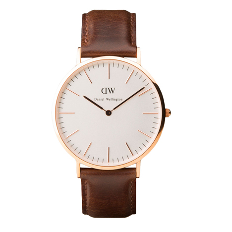 Bristol classic by Daniel Wellington at Dezeen Watch Store