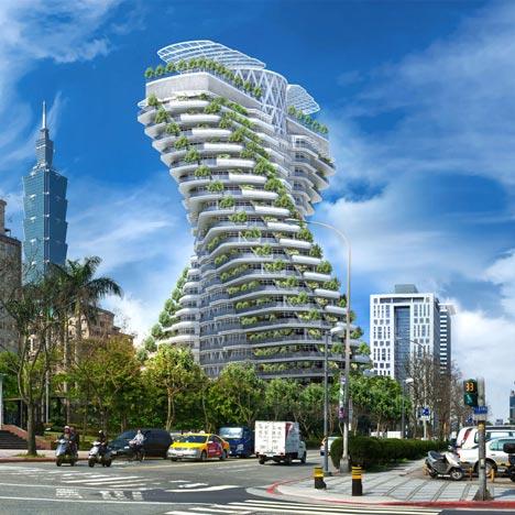 Agora Garden by Vincent Callebaut