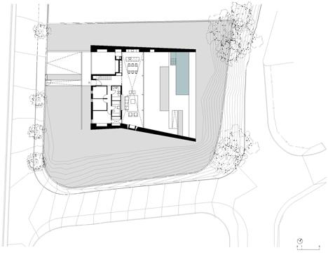 Casa Montfullà by Hidalgo Hartmann Arquitectura