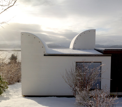 Extension in Molde by Rever & Drage Architects