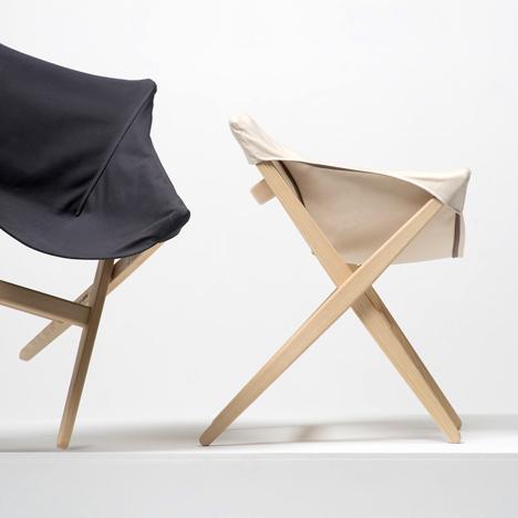Fionda chair by Jasper Morrison for Mattiazzi