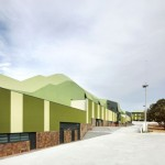 Mas d'Enric Penitentiary by AiB and PSP