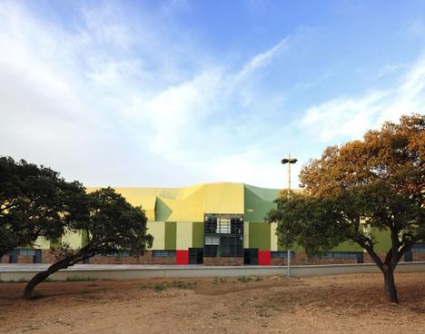Mas d'Enric Penitentiary by AiB and Estudi PSP Arquitectura