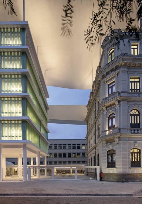 Museu de Arte do Rio by Jacobsen Arquitetura