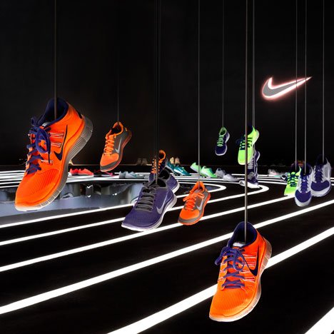 buy online a1127 110f4 Nike Free 2013 installation by Studio-at-Large