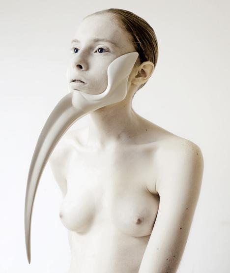 Prosthetics exhibition at SHOWcabinet