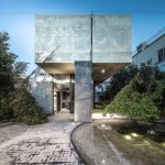 Residence in Kato Kifissia by Tense Architecture Network