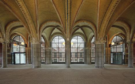 Rijksmuseum by Cruz y Ortiz Arquitectos