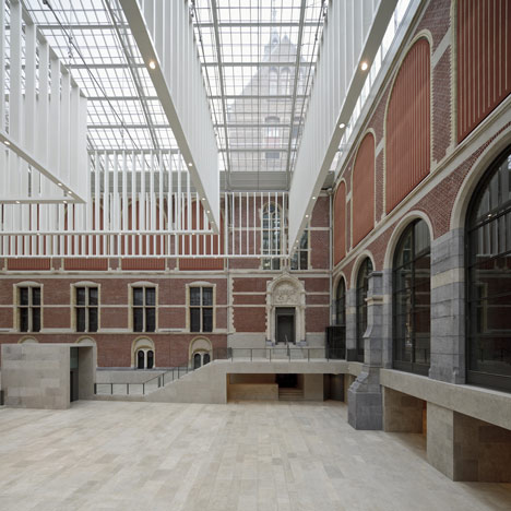 Rijksmuseum by Cruz y Orti