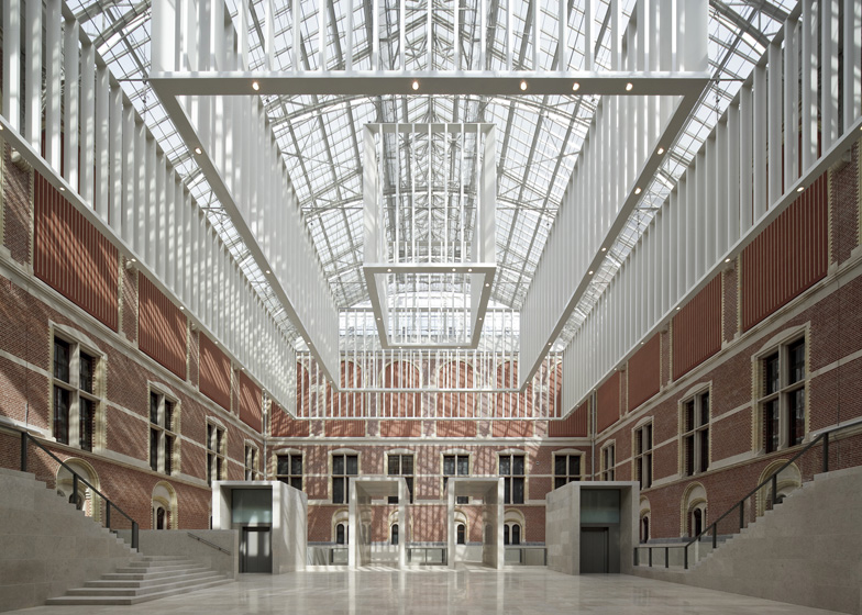 Architecte Jean Michel Wilmotte rijksmuseumcruz y ortiz arquitectos and michel wilmotte