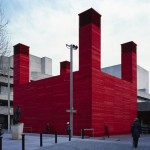 SHED at the National Theatre by Haworth Tompkins