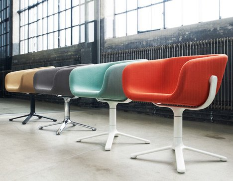 Scoop chair by KiBiSi for Globe Zero 4