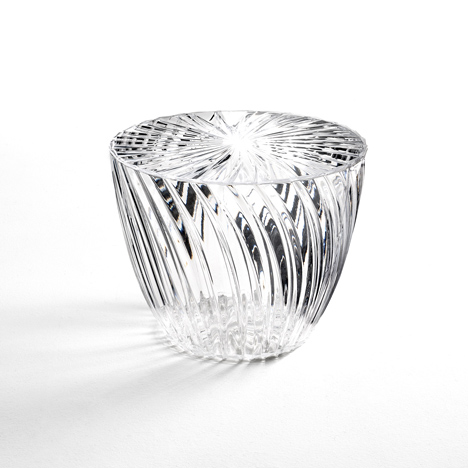 Sparkle by Tokujin Yoshioka for Kartell