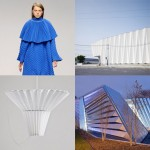 Dezeen archive: pleats